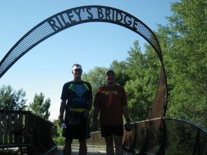 Riley's Bridge – Wind Drinker club member who recently passed away due to cancer