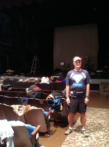 David at A Center for the Arts - Post-production of Les Miserables