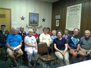 Veterans Association talk